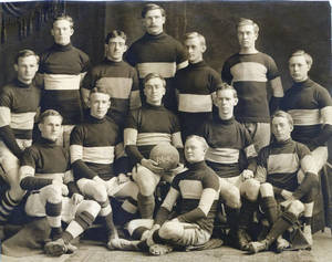 1909 Springfield College Men's Soccer Team