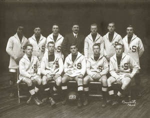 1913 Springfield College Men's Soccer Team