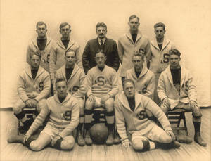 1916 Springfield College Men's Soccer Team