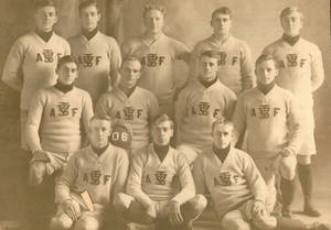 1906 Springfield College Men's Soccer Team