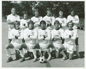 1976 Springfield College Men's Varsity Soccer Team