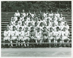 1977 Springfield College Men's Soccer