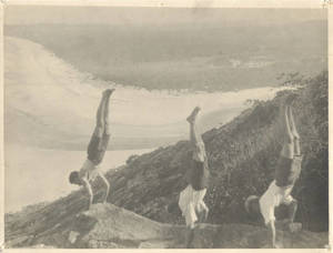Handstands on the Edge of a Cliff (1923)