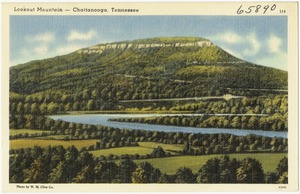 Lookout Mountain -- Chattanooga, Tennessee