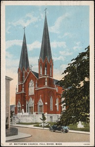 St. Matthew's Church, Fall River, Mass.
