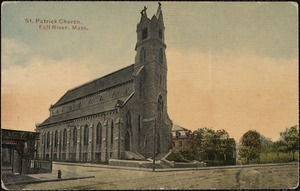 St. Patrick's Church, Fall River, Mass.