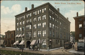 Mellen House, Fall River, Mass.