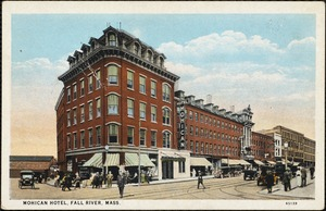 Mohican Hotel, Fall River, Mass.