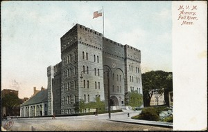 MVM Armory, Fall River, Mass.