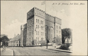 M.V.M. Armory, Fall River, Mass.