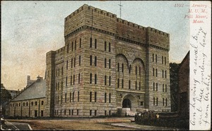 Armory, M.U.M., Fall River, Mass.