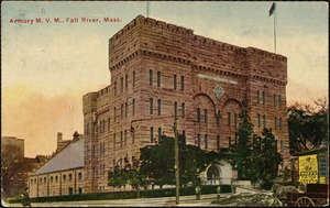 Armory M.V.M., Fall River, Mass.