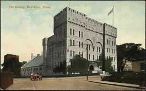 The Armory, Fall River, Mass.
