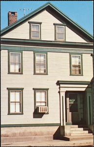 Lizzie Borden, Fall River, Mass.