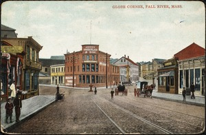 Globe Corner, Fall River, Mass.