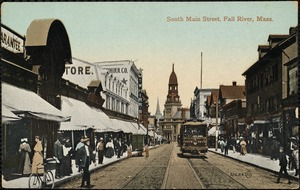 South Main Street, Fall River, Mass.