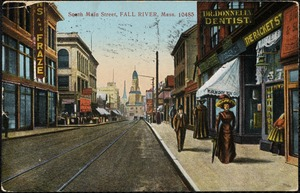 South Main Street, Fall River, Mass. 10485