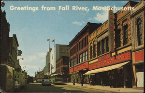 Greetings from Fall River, Mass.
