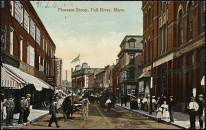 Pleasant Street, Fall River, Mass.