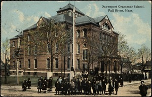 Davenport Grammar School, Fall River, Mass.