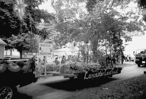 Lancaster Land Trust float