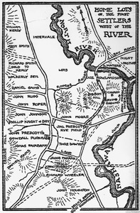 Early maps of Lancaster