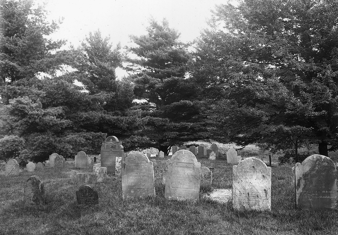 The Old Settler's Burial Field