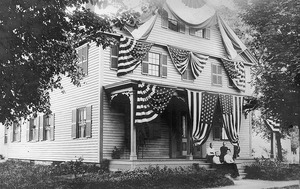 The Carter-Andrews tenant house