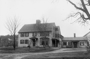 The Capt. Samuel Willard home