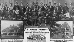 The bindery family