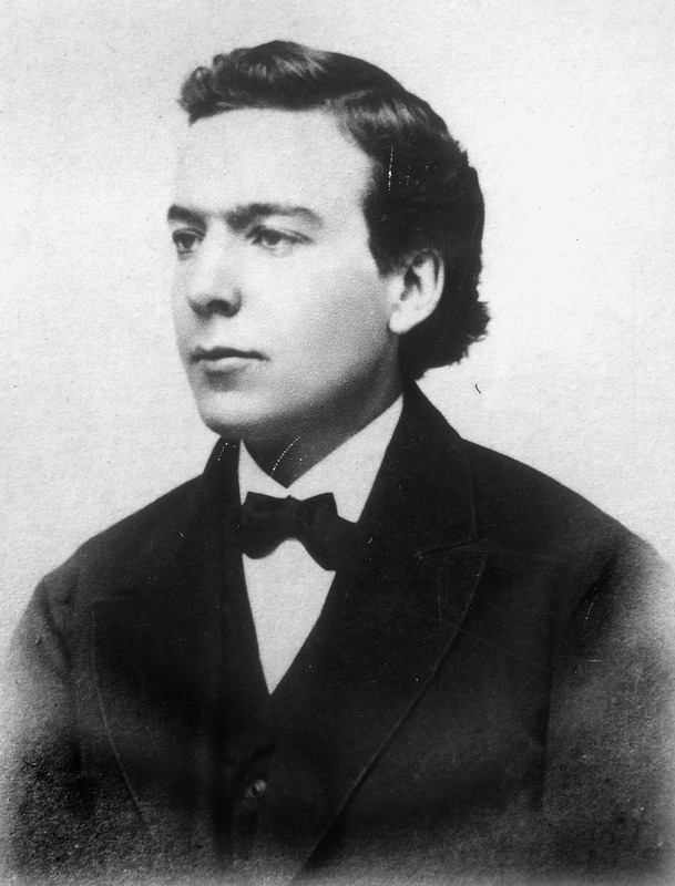 Luther Burbank at age 19
