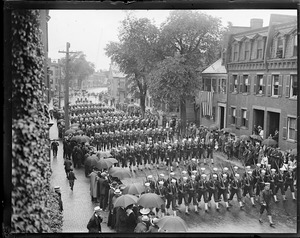 Bunker Hill Day Parade, Charlestown