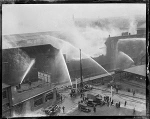 Fighting the million dollar fire at Back Bay station