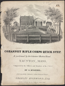 Cohannet rifle corps quick step
