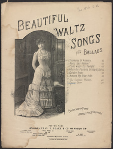 Beautiful waltz songs and ballads
