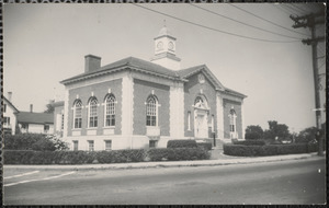 Town Library 1964 - remodeled 1961
