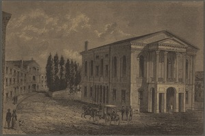 The First Boston Theatre