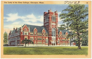 Our Lady of the Elms College, Chicopee, Mass.