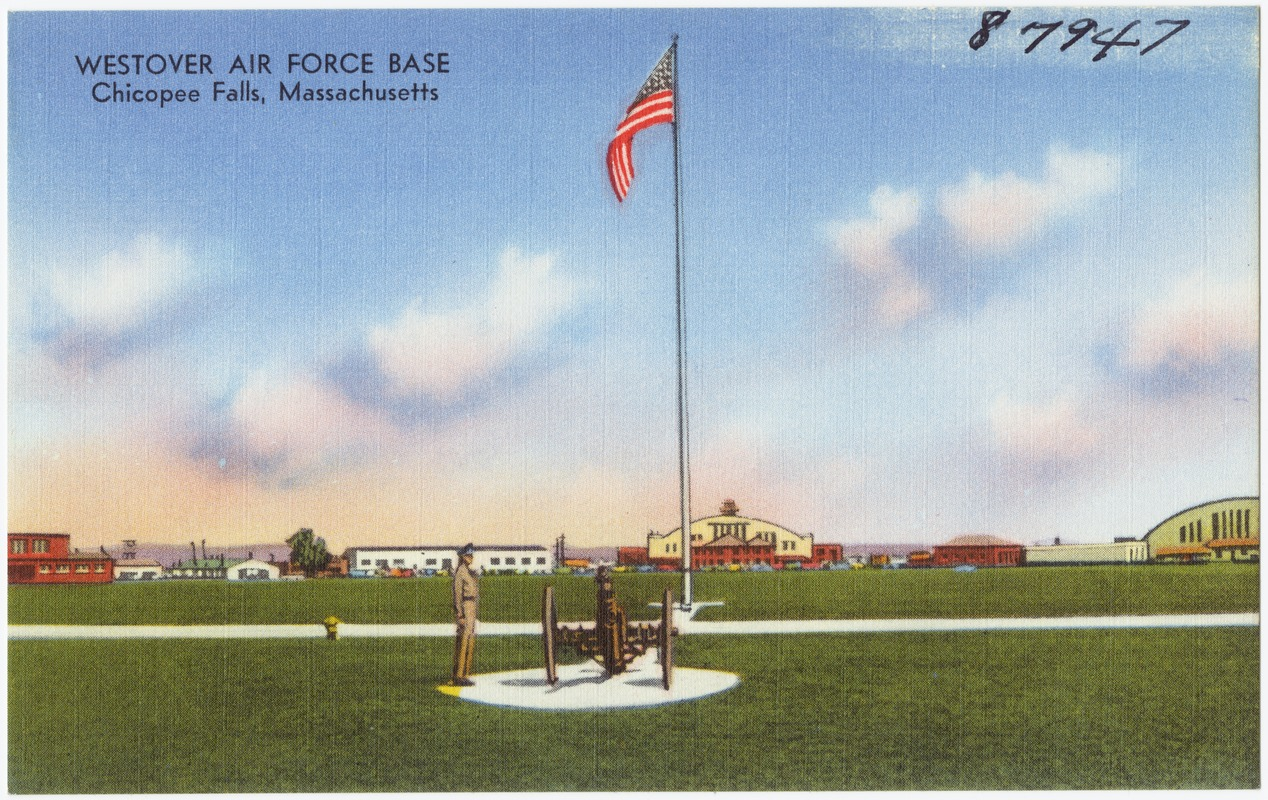 Westover Air Force Base, Chicopee Falls, Mass.
