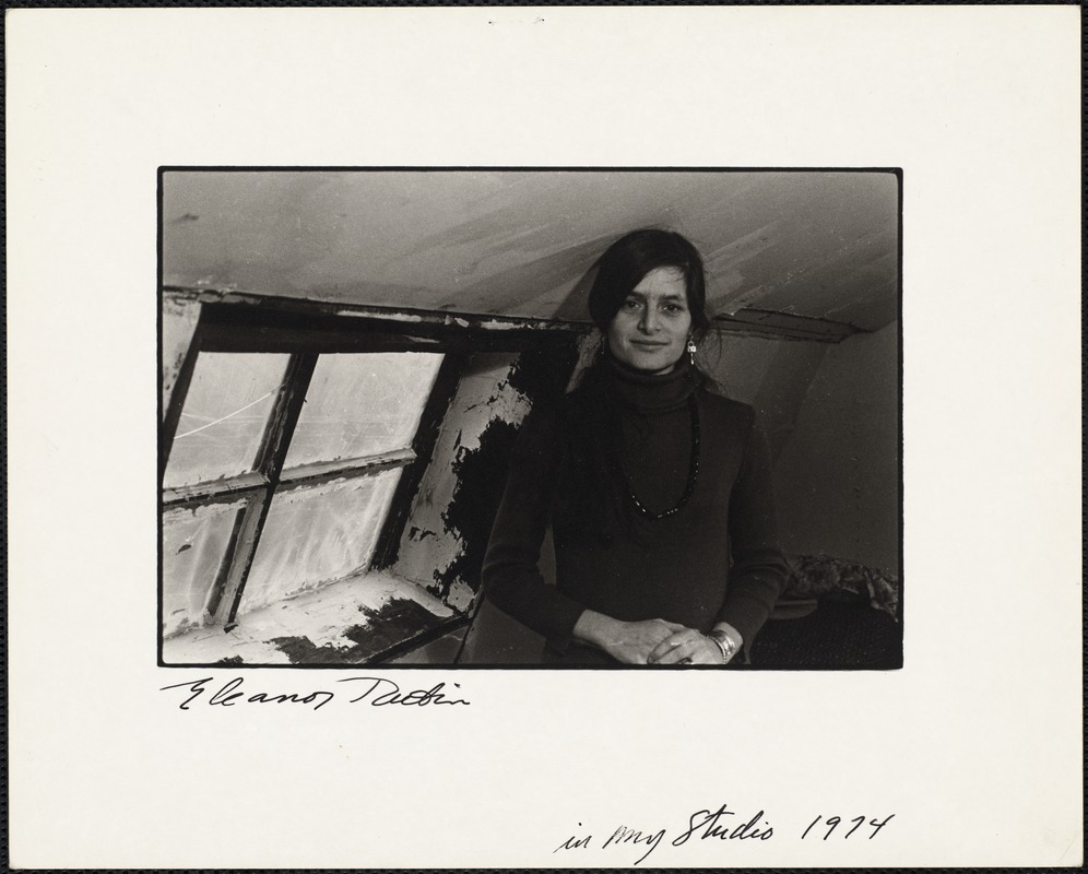 Eleanor Rubin, artist