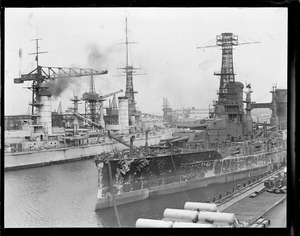 Two Argentine battleships - Moreno and Rivadavia