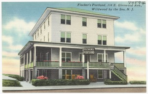 Fischer's Portland, 314 E. Glenwood Ave., Wildwood by the Sea, N. J.