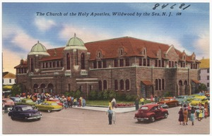 The Church of the Holy Apostles, Wildwood by the Sea, N. J.