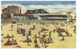 Atlantic Beach Hotel, Atlantic Beach, Florida