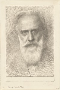 Portrait of the Artist (8th Plate)
