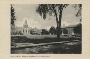 State Teachers College, Bridgewater Massachusetts
