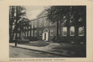 Training school, State Teachers College, Bridgewater, Massachusetts