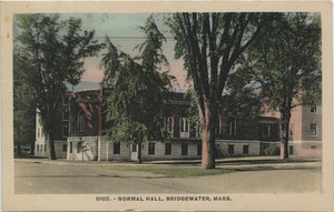 Normal Hall, Bridgewater, Mass.