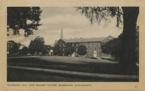 Tillinghast Hall, State Teachers College, Bridgewater, Massachusetts