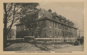 Tillinghast Dormitory, Normal School, Bridgewater, Mass.